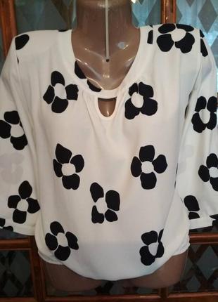 Женская блузочка 56-58 размер