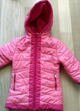"Курточка тм ""одягайко""  весна-осень размер 116"