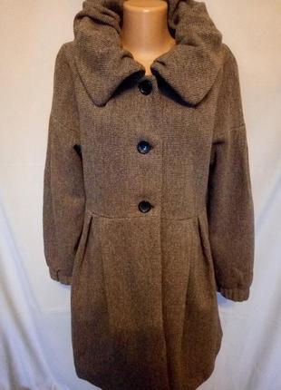 Стильное пальто, полупальто
