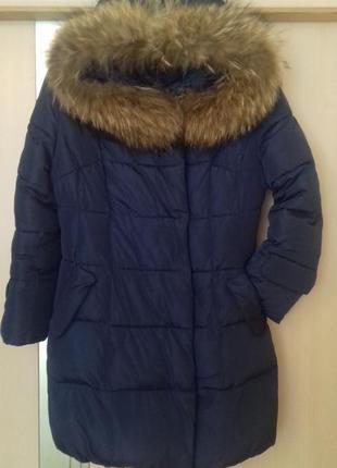Зимняя куртка 9-12 лет