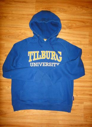 Спортивная кофта, толстовка мужская р.48 - 50 (l) tilburg university