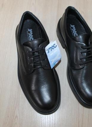Кожаные туфли imac с амортизацией shock absorber, 42, 43 размеры