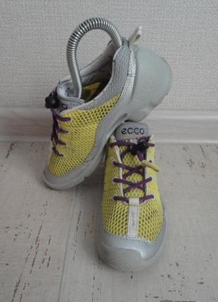 Детские кроссовки ecco, размер 32, стелька-20.5 см