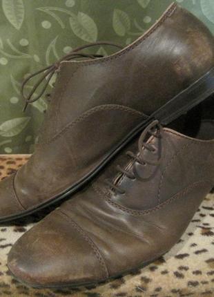 Туфли мужские zara классика 40 размер