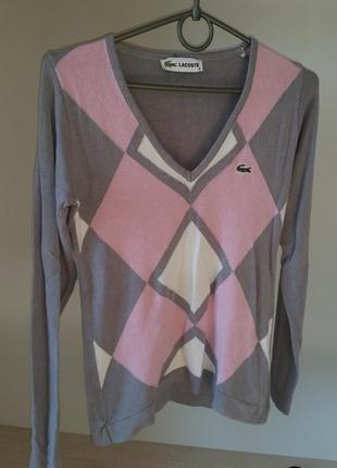 Кофта-пуловер