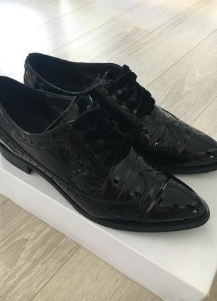 Фирменные туфли baldinini