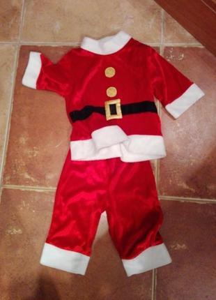 Новогодний костюм на малышей от marks & spencer