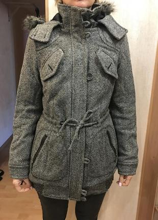 Пальто утепленное esprit