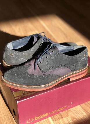 Туфли base london размер 43