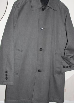 Dressmann новое пальто тренч р. 50 - 52