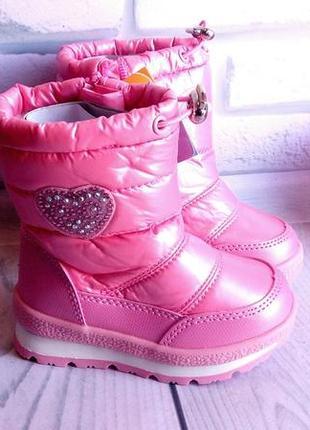 Детская зимняя обувь бренда tom.m