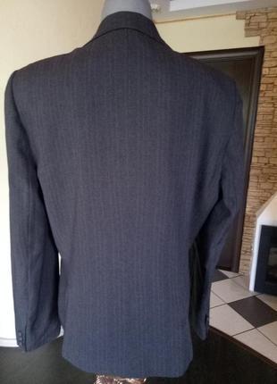 Стильный блейзер на контрастной подкладке 50-52,состояние новой вещи2 фото