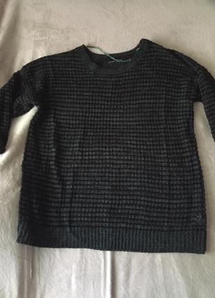 Платье свитер оверсайз atmosphere свитер длинный