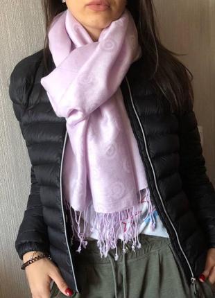 Стильный шарф палантин платок