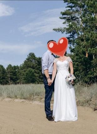 Свадебное платье аннабель