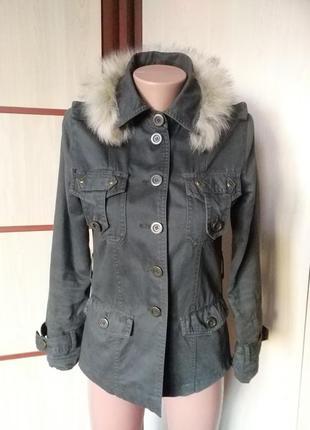 Куртка  пиджак/парка
