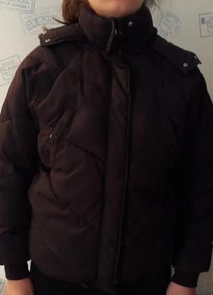 Куртка зефирка h&m