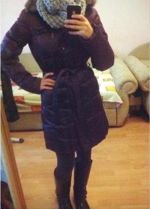 Зимнее пальто, пуховик junker.