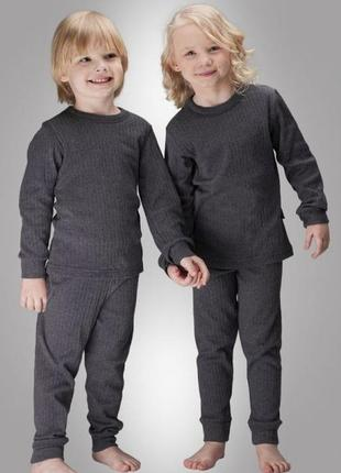 Детское теплое термобелье. термокостюм thermoform