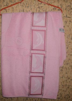 Большое махровое полотенце сауна (турция)
