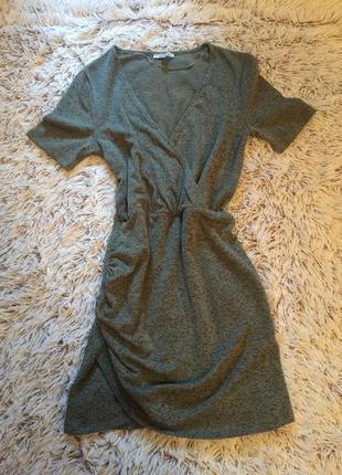 Красивое тёплое платье zara