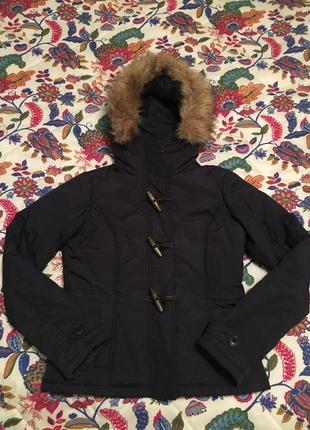 Куртка синяя еврозима зима