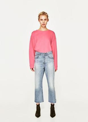 Крутые джинсы zara 2017