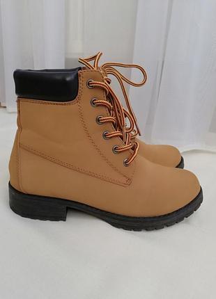 Демисезонні черевички для дівчинки 33 розміру