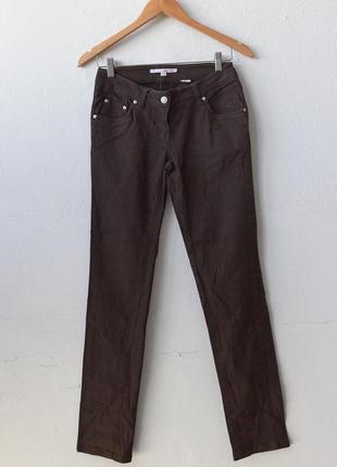Темно серые джинсы tally waijl