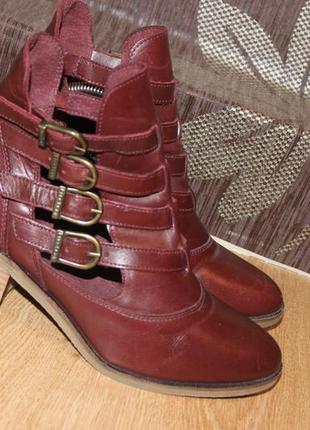 Стильні ботильйони ,туфли,ботинки