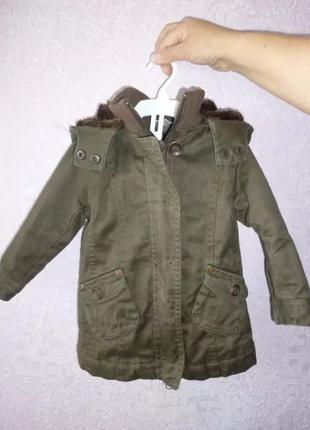 Стильная курточка для малыша power kids