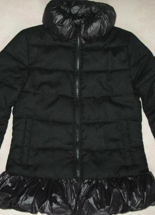 Куртка стеганная на синтапоне теплая