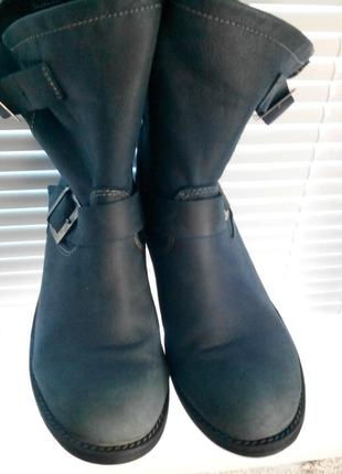 Крутые осенние сапоги ботинки xti испания