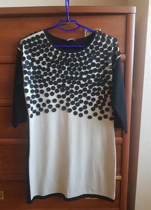 Платье - туника, solar