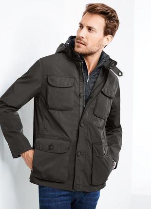 Демисезонная куртка  размер 48-50 наш tchibo тсм