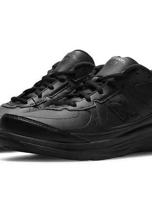 Кожаные кроссовки new balance р.44,5 (us 10,5)