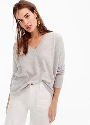 Кашемировый джемпер свитер f&f