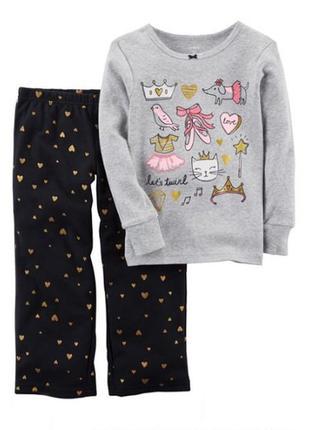 Пижама для девочки на 5 лет