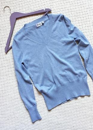 Тонкий хлопковый свитерок