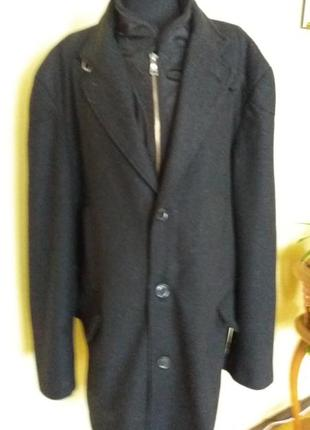 Пальто серое  finshley&harding раз.54-56