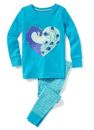 Пижама для девочки на 4 года и на 5 лет1