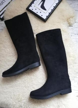 Новые стильные резиновые сапоги сапожки доступны в размерах 39,40
