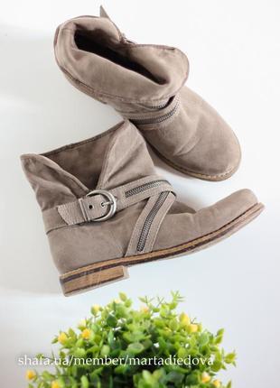Ботинки полусапожки, бренд graceland