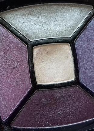 Красивая палетка набор сатиновых теней летуаль тени оригинал l'etyal