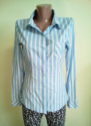 Полосатинькая рубашка