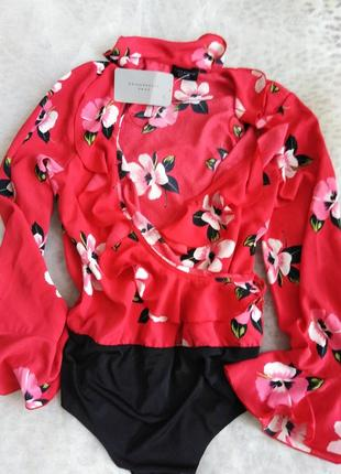 Блуза боди zara