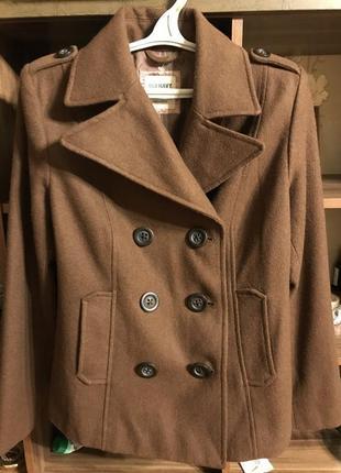 Пальто old navy короткое