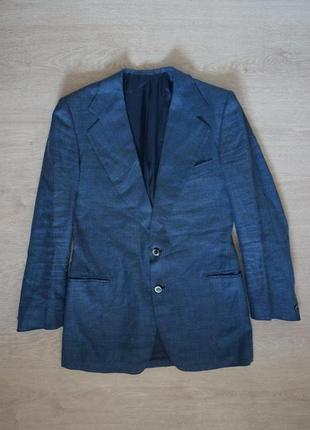Продается, стильный ,мужской пиджак блейзер  percolla antonino