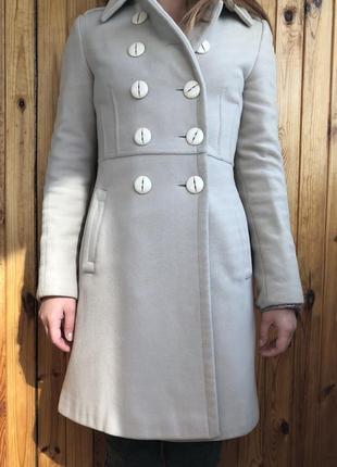 Класичне шерстяне пальто від українського виробника vivalon