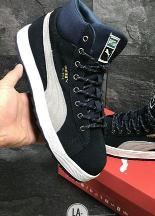 Зимние мужские кроссовки Puma (Пума) 2019 - купить недорого вещи в ... 14d4b001ea8